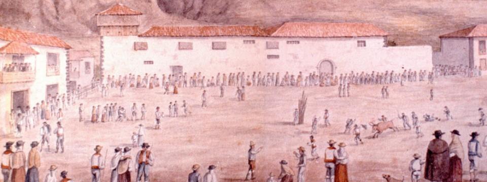Villa de Los Silos 1765 – Tenerife – Islas Canarias