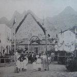 1912. Fiesta de La Luz. Vispera , 6 de Septiembre, en la Placeta