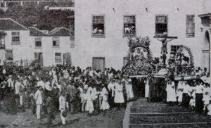 1920 (decada) Festividad de San Antonio Abad