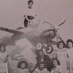 1950-1969. Fiesta de la Luz. Carrozas