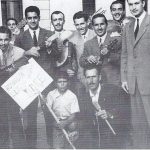 Decada de los 40. Agrupación Lengua ibre